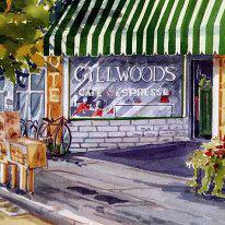 Gillwoods Cafe Saint Helena